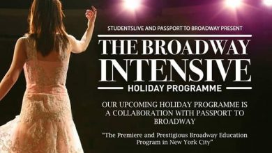 Photo of THE BROADWAY INTENSIVE HOLIDAY PROGRAMME