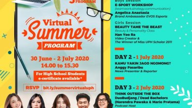 Photo of UPH Virtual Summer Program