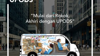 Photo of GRATIS 1000 UPODS BUAT PEROKOK!!