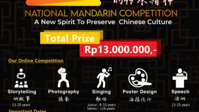 Photo of National Mandarin Competition 2020