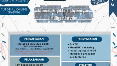 Photo of Sekolah Pasar Modal (SPM) 2020