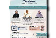 Photo of Seminar Nasional Kesehatan Masyarakat