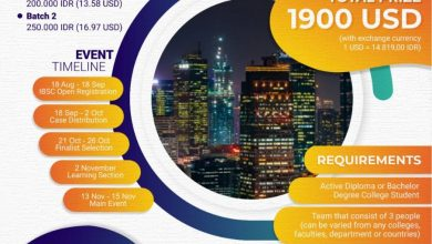 Photo of International Business Solution Competition (IBSC) 2020