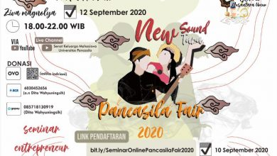 Photo of PANCASILA FAIR 2020