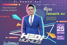 Photo of Hijau JakartaKu 2020